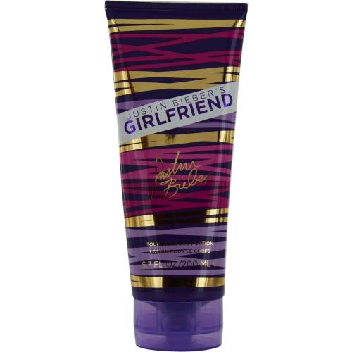 Girlfriend By Justin Bieber By Justin Bieber Body Lotion 6.8 Oz
