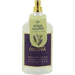 4711 Acqua Colonia By 4711 Lavender & Thyme Eau De Cologne Spray 5.7 Oz *tester