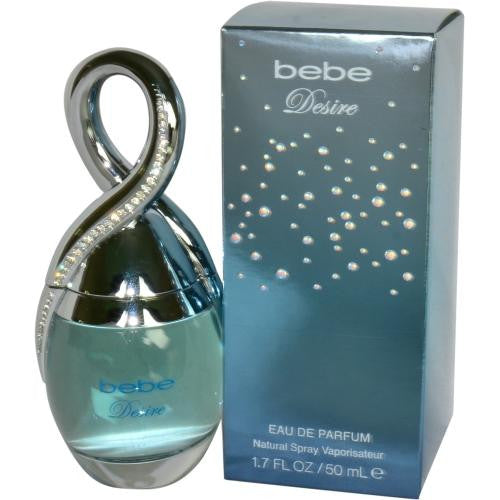 Bebe Desire By Bebe Eau De Parfum Spray 1.7 Oz