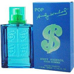 Andy Warhol Pop By Andy Warhol Edt Spray 1.7 Oz