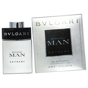 Bvlgari Man Extreme By Bvlgari Edt Spray .5 Oz