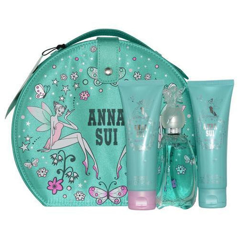 Anna Sui Gift Set Secret Wish By Anna Sui freeshipping - 123fragrance.net