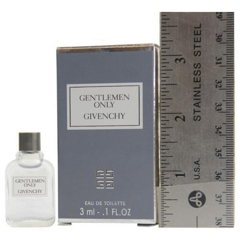 Gentlemen Only By Givenchy Edt .10 Oz Mini