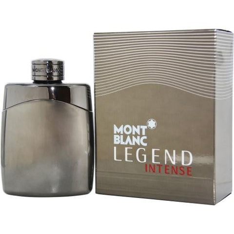 Mont Blanc Legend Intense By Mont Blanc Edt Spray 3.3 Oz freeshipping - 123fragrance.net