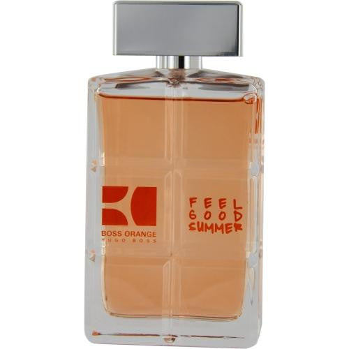 Boss Orange Man Feel Good Summer By Hugo Boss Edt Spray 3.3 Oz *tester