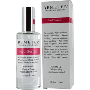 Demeter By Demeter Iced Berries Cologne Spray 4 Oz