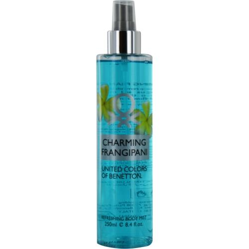 Benetton Body Mists By Benetton Charming Frangipan Body Mist 8.4 Oz