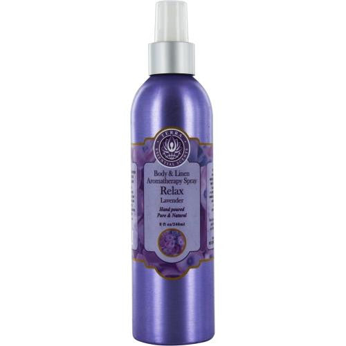 Room & Linen Relax Lavender Aromatherapy Spray 8 Oz By