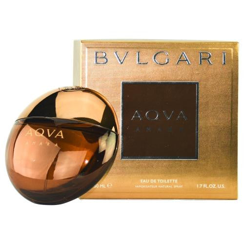 Bvlgari Aqua Amara By Bvlgari Edt Spray 1.7 Oz freeshipping - 123fragrance.net