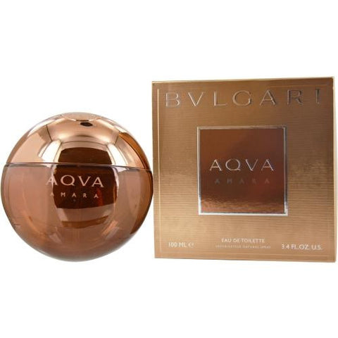 Bvlgari Aqua Amara By Bvlgari Edt Spray 3.4 Oz freeshipping - 123fragrance.net