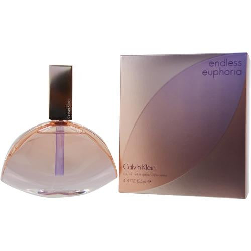 Endless Euphoria By Calvin Klein Eau De Parfum Spray 4 Oz