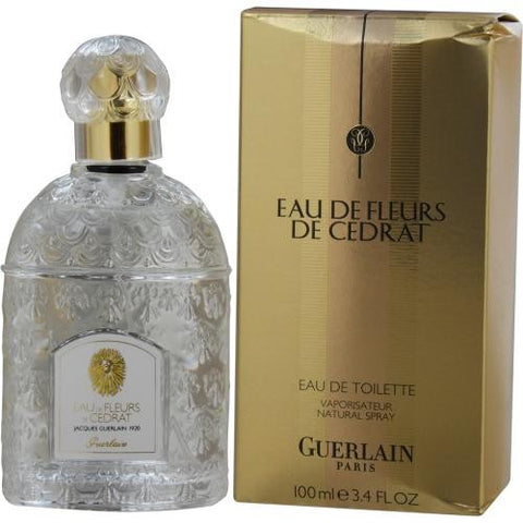 Eau De Fleurs De Cedrat By Guerlain Edt Spray 3.3 Oz