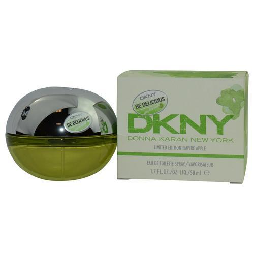 Dkny Be Delicious City Blossom Empire Apple By Donna Karan Edt Spray 1.7 Oz (limited Edition)