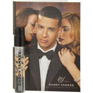 Daddy Yankee By Daddy Yankee Edt Spray Vial On Card