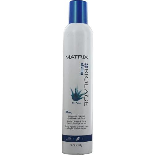 Blue Agave Complete Control Fast Drying Hair Spray 10 Oz