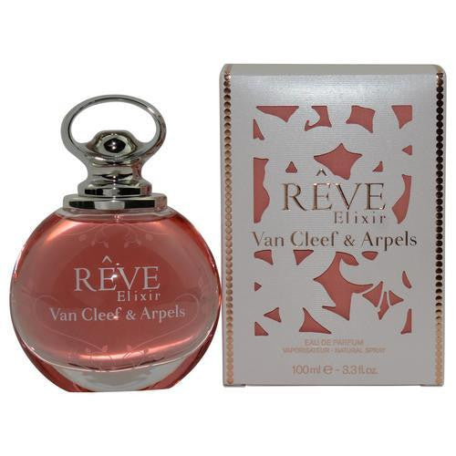 Reve Elixir By Van Cleef & Arpels Eau De Parfum Spray 3.4 Oz