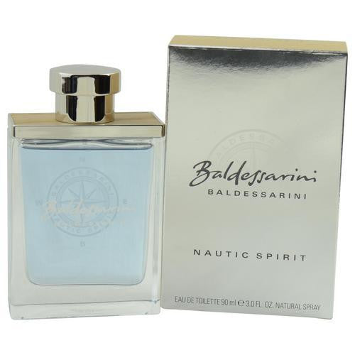 Baldessarini Nautic Spirit By Hugo Boss Edt Spray 3 Oz