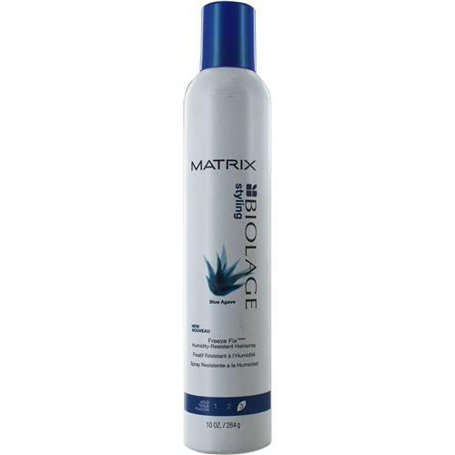 Blue Agave Freeze Fix Hair Spray 10 Oz