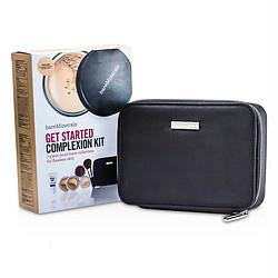 Bare Escentuals Bareminerals Get Started Complexion Kit For Flawless Skin - # Fairly Light --6pcs+1clutch By Bare Escentuals