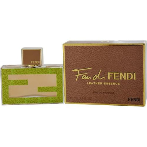 Fendi Fan Di Fendi Leather Essence By Fendi Eau De Parfum Spray 1.7 Oz