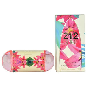 212 Surf By Carolina Herrera Edt Spray 2 Oz (limited Edition)