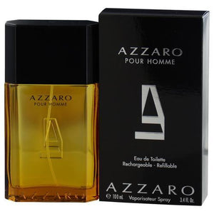 Azzaro By Azzaro Edt Spray Refillable 3.4 Oz