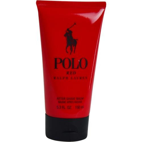 Polo Red By Ralph Lauren Aftershave Balm 5.3 Oz