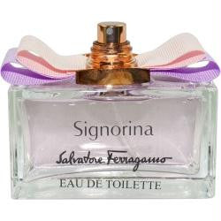 Signorina By Salvatore Ferragamo Edt Spray 3.4 Oz *tester freeshipping - 123fragrance.net