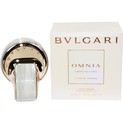 Bvlgari Omnia Crystalline By Bvlgari Eau De Parfum Spray 2.2 Oz freeshipping - 123fragrance.net