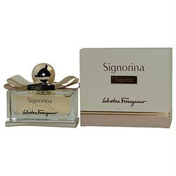 Signorina Eleganza By Salvatore Ferragamo Eau De Parfum Spray 1.7 Oz