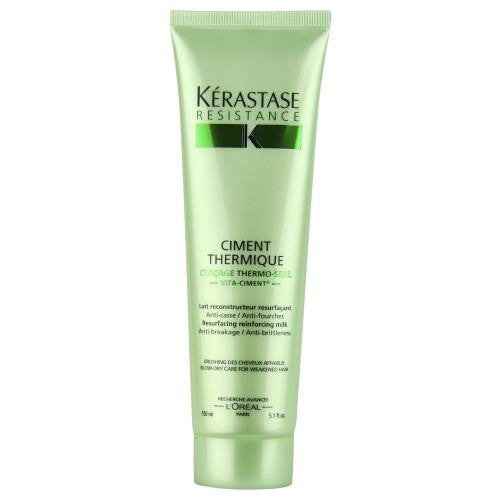 Resistance Ciment Thermique Resurfacing Milk For Weakened Hair 5.1 Oz