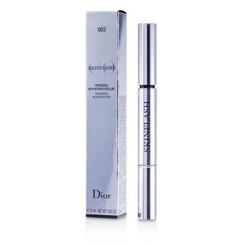 Christian Dior Skinflash Radiance Booster Pen - # 003 Apricot Glow --1.5ml-0.05oz By Christian Dior
