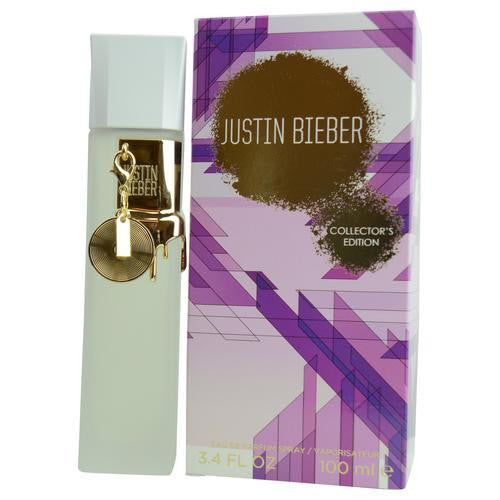 Justin Bieber By Justin Bieber Eau De Parfum Spray 3.4 Oz  (collector's Edition)