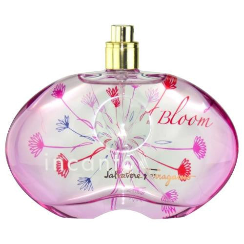 Incanto Bloom By Salvatore Ferragamo Edt Spray 3.4 Oz (new Edition Packaging) *tester