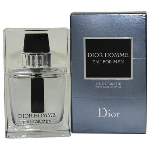 Dior Homme Eau By Christian Dior Edt Spray 1.7 Oz