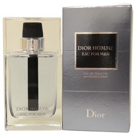 Dior Homme Eau By Christian Dior Edt Spray 3.4 Oz freeshipping - 123fragrance.net