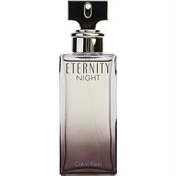 Eternity Night By Calvin Klein Eau De Parfum Spray 3.4 Oz *tester