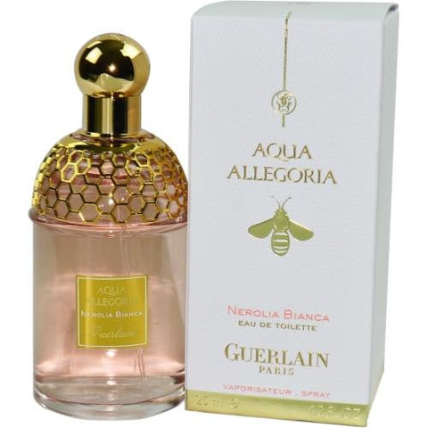 Aqua Allegoria Nerolia Bianca By Guerlain Edt Spray 4.2 Oz