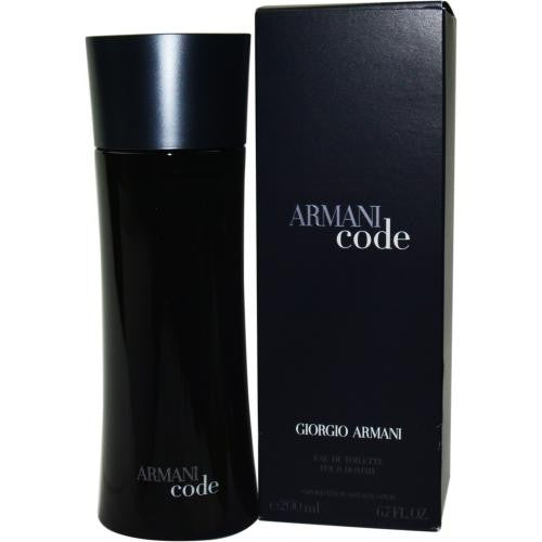 Armani Code By Giorgio Armani Edt Spray 6.7 Oz