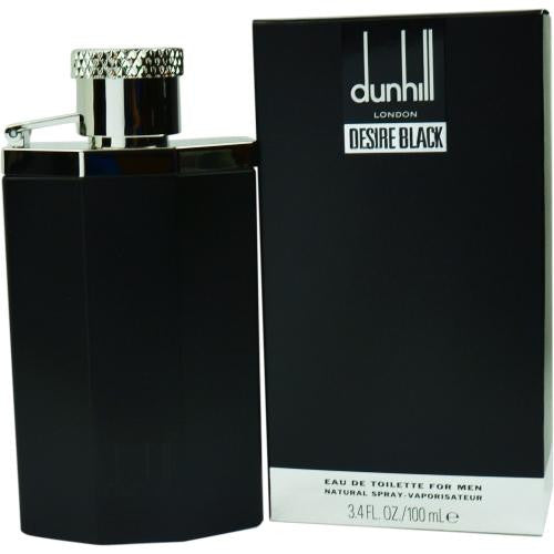 Desire Black By Alfred Dunhill Edt Spray 3.4 Oz