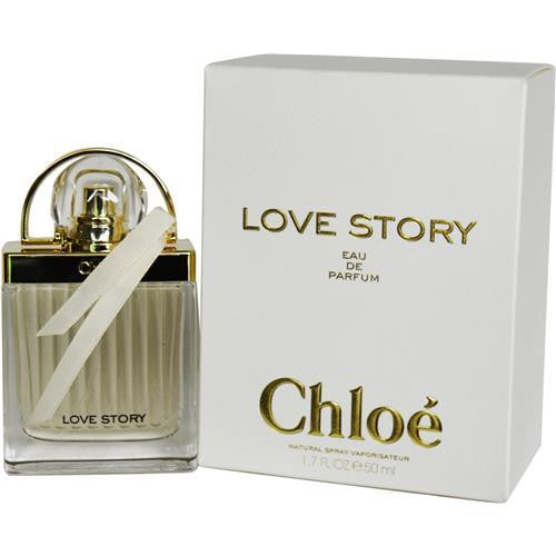 Chloe Love Story By Chloe Eau De Parfum Spray 1.7 Oz