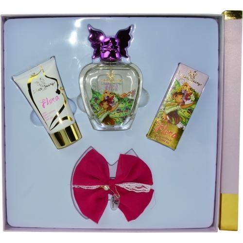 Winx Fairy Couture Gift Set Winx Fairy Flora Couture By Winx Fairy Couture