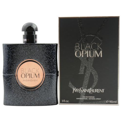 Black Opium By Yves Saint Laurent Eau De Parfum Spray 3 Oz freeshipping - 123fragrance.net