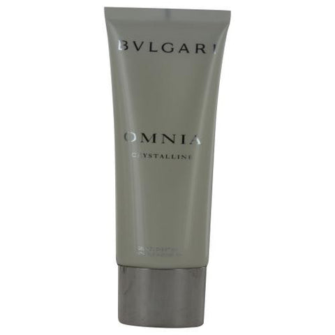 Bvlgari Omnia Crystalline By Bvlgari Shower Gel 3.4 Oz