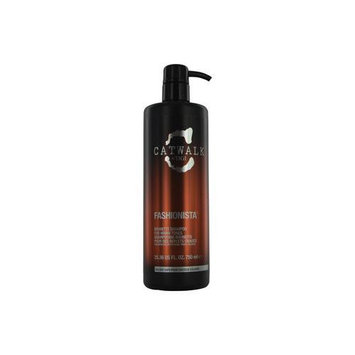 Fashionista Brunette Shampoo For Warm Tones 25.36 Oz