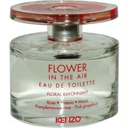Kenzo Flower In The Air By Kenzo Edt Spray 3.4 Oz *tester freeshipping - 123fragrance.net
