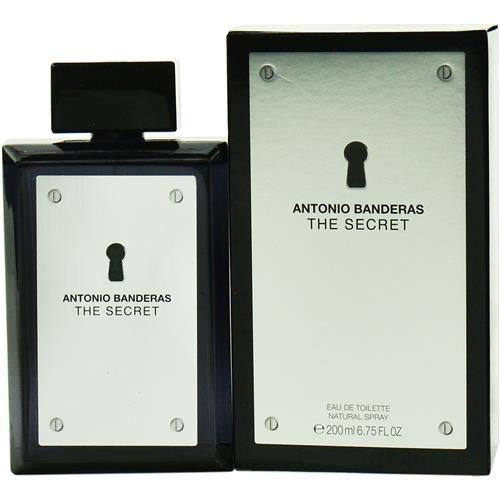 The Secret By Antonio Banderas Edt Spray 6.7 Oz