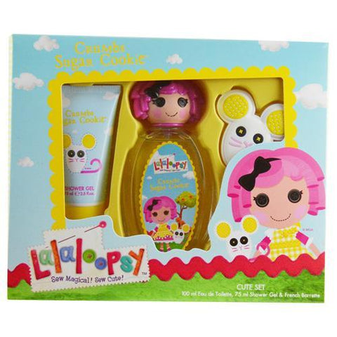Marmol & Son Gift Set Lalaoopsy Crumbs Sugar Cookie By Marmol & Son