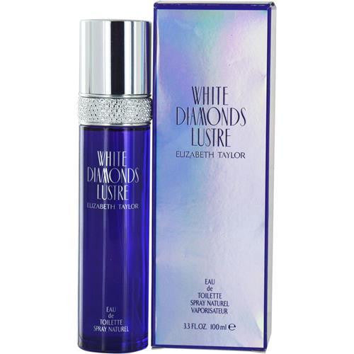 White Diamonds Lustre By Elizabeth Taylor Edt Spray 3.3 Oz