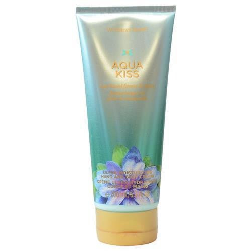 Victoria's Secret By Victoria's Secret Aqua Kiss Hand & Body Cream 6.7 Oz
